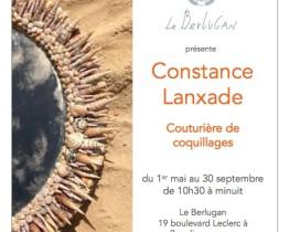 Exposition Constance Lanxade Hotel Métropole Beaulieu sur Mer été 2016