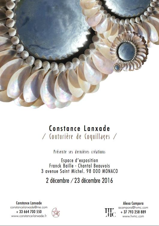 Espace d'exposition Franck Baille - Chantal Beauvois.  2 au 23 décembre 2016